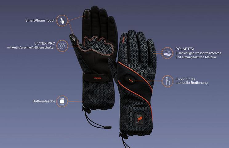 Vuples Handschuhe