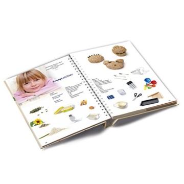 Kinderleichte Becherküche 03634 Backset 6-tlg. für Kinder inkl. Messbecher (Kinderleichte Becherküche / Bekannt aus
