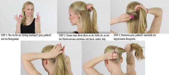 Pony-puffin-Pferdeschwanz-binden-step-by-step-erklärt
