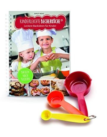 """Kinder-Tasse Küche - bekannt als """"The Lion's Den"""" Spiralbindung - 1. Oktober 2016 (Kinderleichte Becherküche / Bekannt aus """"Die Höhle der Löwen"""") - 1"""